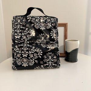 Vera Bradley Black & White Lunch Box